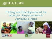 IFPRI Policy Seminar: Innovations i...