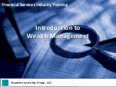 Wealth Management Overview
