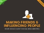 We Are Social - Making Friends & In...