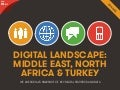 Social, Digital & Mobile in The Middle East, North Africa & Turkey From We Are Social