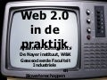Web 2.0 applications for education
