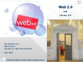 Web 2.0 / Library 2.0 Part One