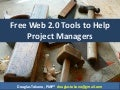 Web 2.0 Tools For Project Management