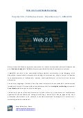 Web 2.0 e Social Media Marketing