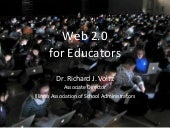 Web 2.0 for teachers ii in keynote