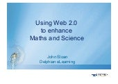 Using Web 2.0 to Enhance Maths abd ...