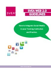 SVEA Web 2.0 Guidelines - How to In...