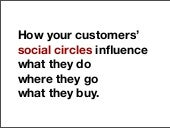How Your Customers' Social Circles ...