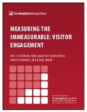 Measuring The Immeasurable - Visitor Engagement