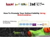 How To Promote Your Online Visibili...