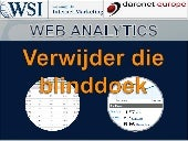 Web Analytics Workshop - Verwijder ...