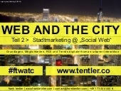Web and the city - Stadtmarketing @...