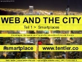 Web and the city - Smartplaces