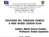 Web based lessons ppt