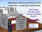 Information Literacy and the role o...
