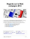 Regards sur la Web campagne 2012