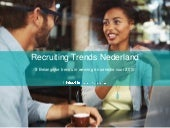 Webcast: Top 5 Nederlandse recruitment trends voor 2015
