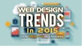 Web Design Trends For 2015