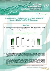 UNCTAD -  GLOBAL FLOWS OF FOREIGN D...