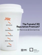 The female CEO-Reputation Premium? Differences & Similarities