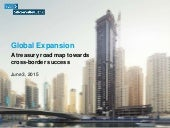 Global Expansion: A Treasury Road Map Towards Cross-Border Success