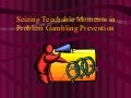 Webinar: Seizing Teachable Moments in Problem Gambling Prevention
