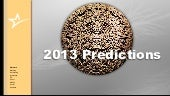 Webinar 12 5 2013 predictions
