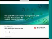 Integrated Requirements Management