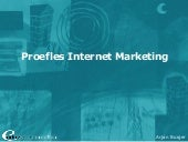 Proefles Internetmarketing