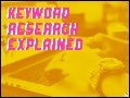 [Webinar] Keyword Research Explained