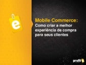 Webinar mobile commerce