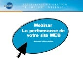 Performance de votre site web