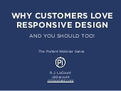 Why Customers Love Responsive Desig...