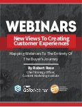 Webinars: New Views To Creating Customer Experiences