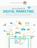 Webmarketing123 state of digital marketing report 2014