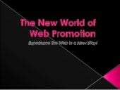 New world of Web Promotion (SMO/SEO)