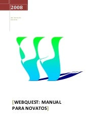 Webquest manual para_novatos(2)