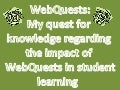 Webquest presentation, December 2011