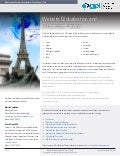 Website Globalization And E Business France