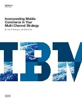 Incorporating Mobile Commerce in yo...