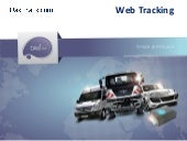 Web tracking tracker gps geolocalis...