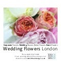 Wedding flowers bouquets by London florists