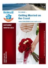 Getting Married on the Coast