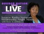 Wednesday Night News with Host K.LaShea and Special Guest, Chris Sullivan 10-8-2014