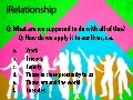 iRelationship - Week 03 Notes