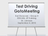 Week04 test drivinggotomeeting-kd(g...