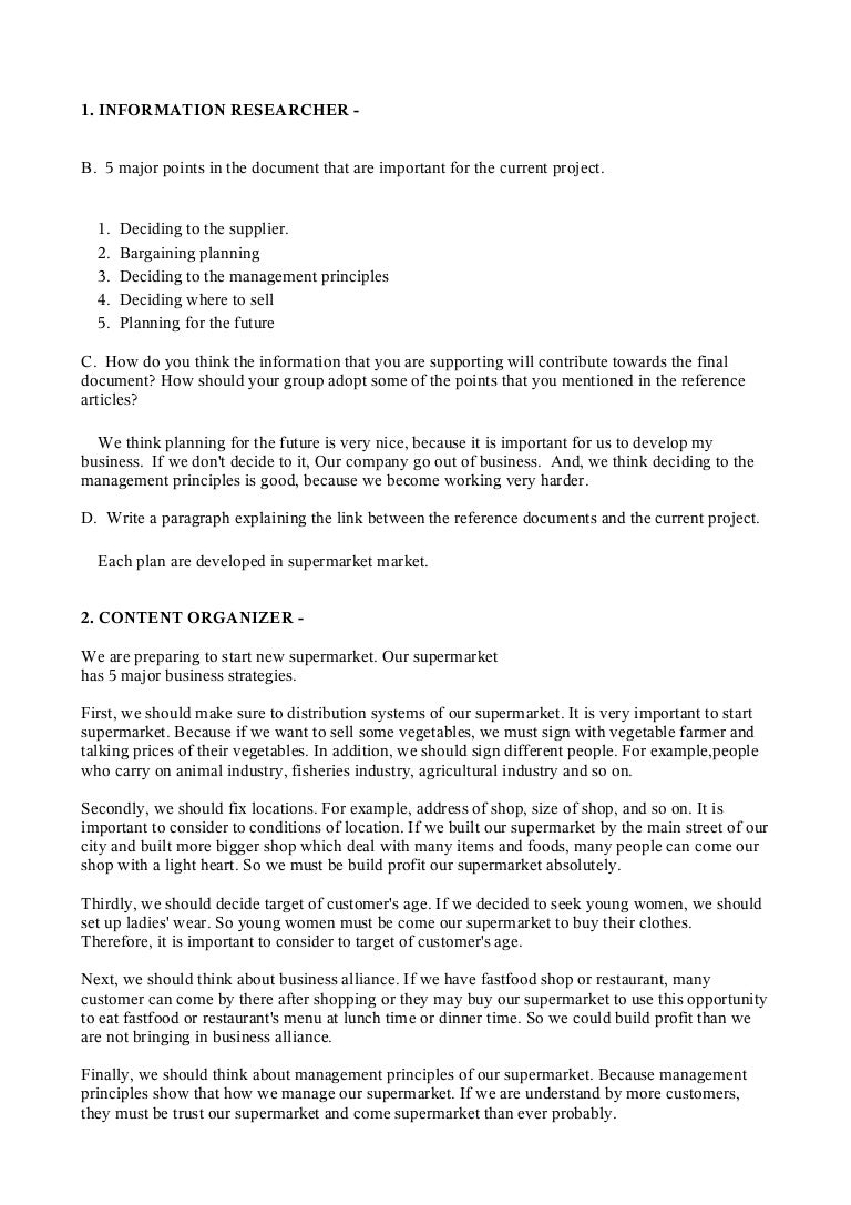 Simple restaurant business plan template