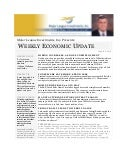 Weekly Economic Update August 6 2012