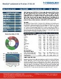 Weekly Fundamental Review  Company Report( 21st 27th Feb 2010)