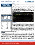 Weekly Market Outlook (22nd Feb 10- 26th Feb 10)